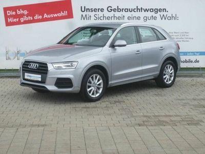 gebraucht Audi Q3 Sport 1.4 TFSI COD s tronic AHK Navi Xenon Sitzheizung