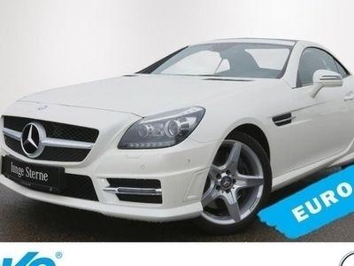 käytetty Mercedes SLK300 AMG*Harman*LED*Navi*Parkassistent*Sitzhz