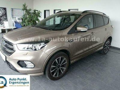 gebraucht Ford Kuga EcoBoost ST-Line m. Kamera/Xenon/Navi