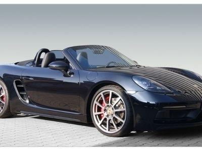 gebraucht Porsche 718 Boxster BoxsterGTS 2.5 BOSE Sportabgasanlage 20-Zoll