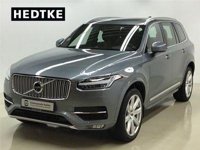 gebraucht Volvo XC90 T6 AWD Inscription +Schiebe-/Hebedach +Navi