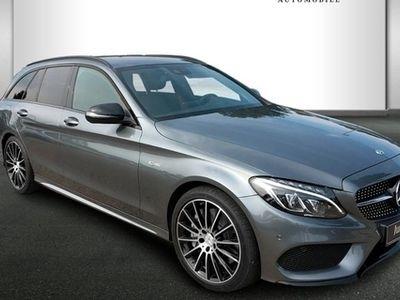 gebraucht Mercedes C43 AMG 4MATIC T-Modell Comand/Night/LED/Standhz