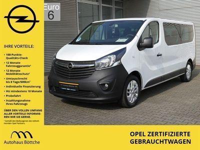 gebraucht Opel Vivaro Combi 1.6 BiTurbo CDTI L2H1 PDC NAVI EU6