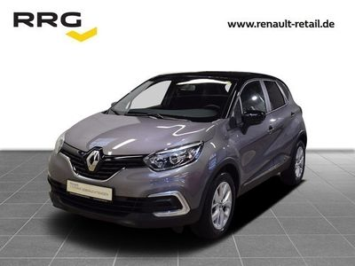 gebraucht Renault Captur 0.9 TCE 90 ECO² LIMITED DELUXE SUV