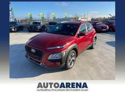 gebraucht Hyundai Kona 1.6 GDI Hybrid Advantage Hybrid 2WD Navi