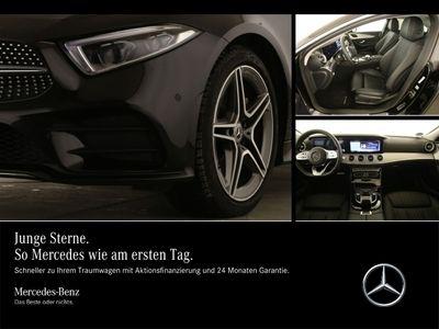 gebraucht Mercedes CLS300 d AMG/Com/Wide/sSD./Distr./Multib./Kamer