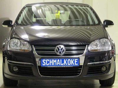 gebraucht VW Jetta 1.6 AHK 2C-Climatronic Trendline CD-We
