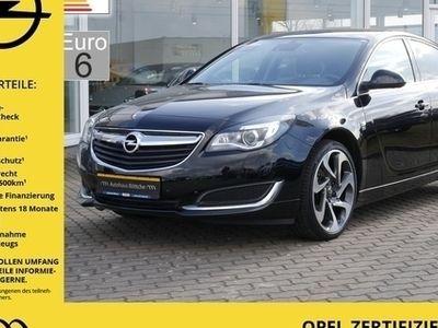 käytetty Opel Insignia 1.6 Turbo Innovation OPC SHZ NAVI EURO6