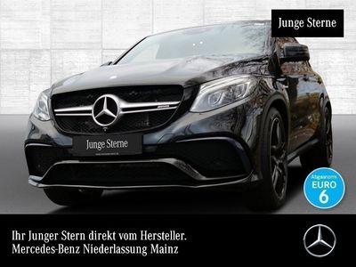 gebraucht Mercedes GLE63 AMG AMG Cp. 4M Perf-Abgas Perf-Lenk 360°