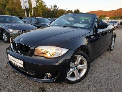 gebraucht BMW 118 Cabriolet d Limited Edition Lifestyle Aut. PDC