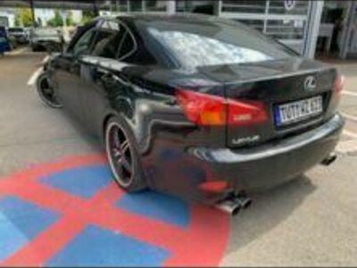 gebraucht Lexus IS250 Service Neu, Sportfahrwerk usw.