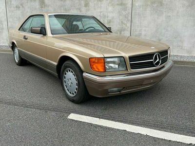 gebraucht Mercedes 560 SEC H-Kennzeichen
