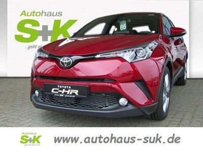 gebraucht Toyota C-HR Flow 5-Türer 1,2-l-Turbo
