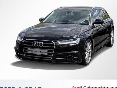 gebraucht Audi A6 Avant 3.0TDIqu. 2x S line /LED/Standhzg/ACC