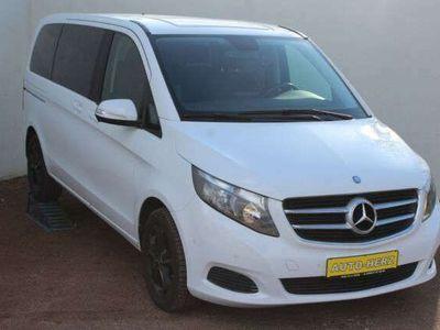 gebraucht Mercedes V200 V -Klasse V 220 CDI PDC AHK Navi Klima
