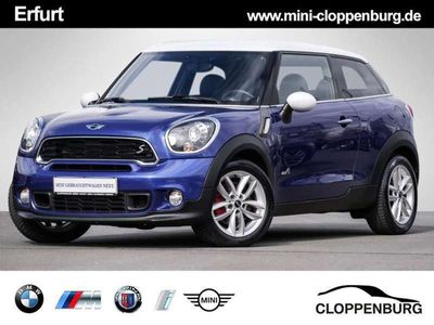 gebraucht Mini Cooper S Paceman ALL4 Wired Chili HK HiFi Xenon