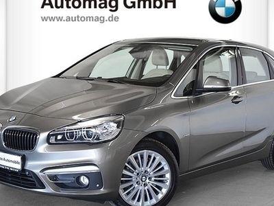 gebraucht BMW 220 i 1.Hd.*LuxuryLine*HiFi*DAB*Navi