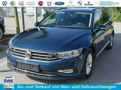 gebraucht VW Passat Variant 1.5 TSI ACT DSG BUSINESS * ACC AHK LED NAVI PDC KLIMAAUTOMATIK