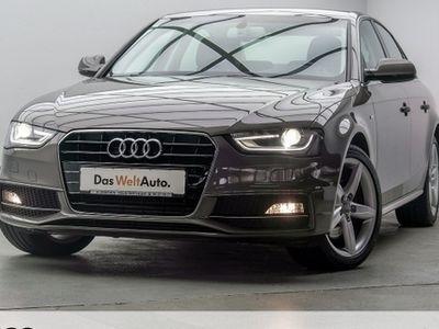 gebraucht Audi A4 Limousine 2.0 TFSI Ambiente quattro *S line*Xenon*