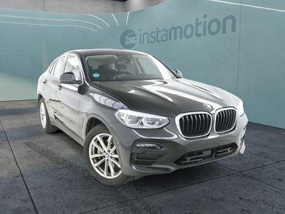 gebraucht BMW X4 X4xDrive30i Advantage+LC PROF.+HEAD UP+ANHÄNGEVORRICHTUNG+STOP