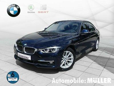 gebraucht BMW 320 d Limousine Luxury Line