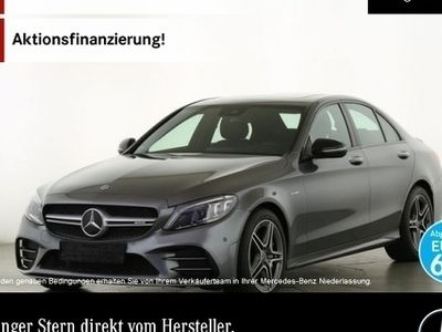 gebraucht Mercedes C43 AMG Mercedes-AMG4MATIC