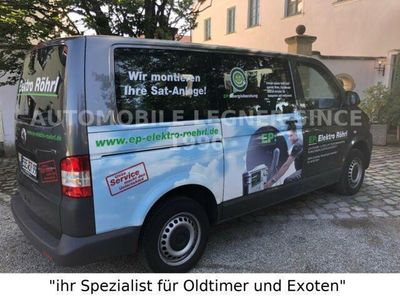 gebraucht VW Transporter T5Fenster 9 Sitze