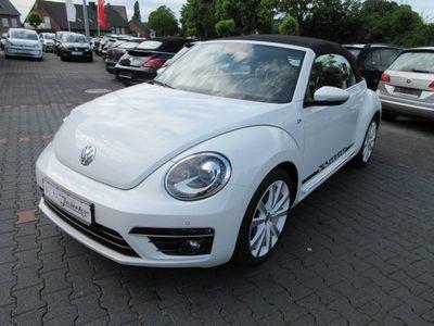 used VW Beetle Cabriolet R-Line 2.0 TSI NAVI / LEDER / KEYLESS / FENDER /XENON