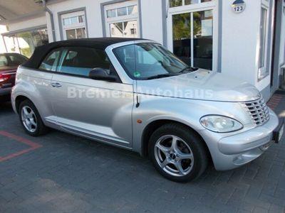 gebraucht Chrysler PT Cruiser Cabrio 2.4 Limited+Klima+Leder+Navi
