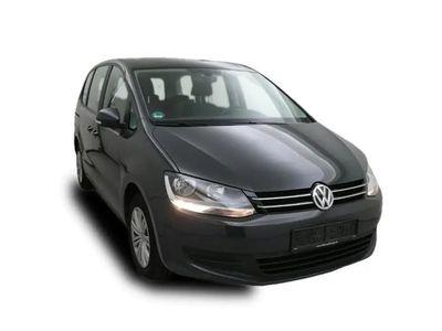 gebraucht VW Sharan 2.0 TDI Trendline DSG Navi 7Sitzer Euro6