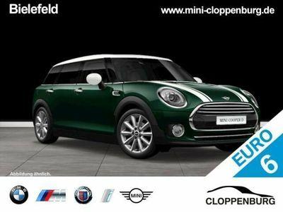 gebraucht Mini Cooper D Clubman Wired Chili DAB LED RFK Navi Pr
