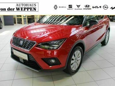 gebraucht Seat Arona Xcellence 1.0 TSi,DSG,SHZ,LED Klima Navi Gebrauchtwagen, bei Autohaus von der Weppen GmbH & Co. KG