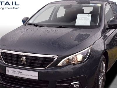 gebraucht Peugeot 308 PureTech 130 GPF Stop & Start Active*Navi*Klimaautomatik