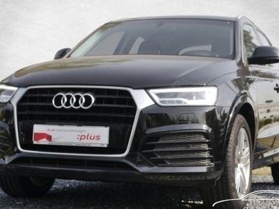 gebraucht Audi Q3 2.0 TDI Sport S tronic Navi LED Klima