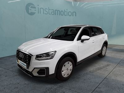 gebraucht Audi Q2 Q235TFSI design/LED/Leder/Navi/DAB