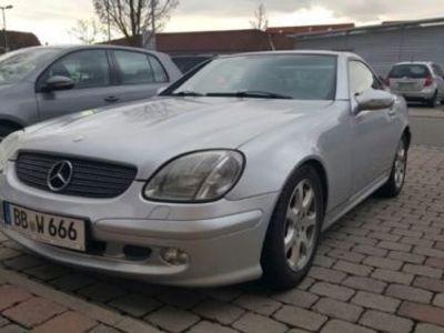gebraucht Mercedes SLK320 Special Edition (Angebot nur bis 19.02.)