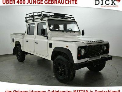gebraucht Land Rover Defender LD 130 E Crew Cab-AHK-SH-ALU-El.FH-6-Si
