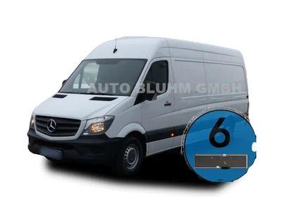gebraucht Mercedes Sprinter 316 CDI Kasten Maxi Klima Kamera