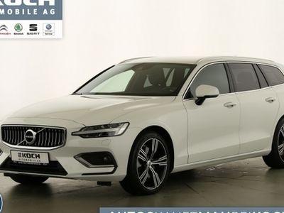 gebraucht Volvo V60 T6 AWD Inscription HUD+IntelliS 15