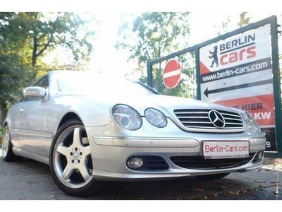 gebraucht Mercedes CL500 ABS,ALUS,ParkTronik,Klimaautomatik