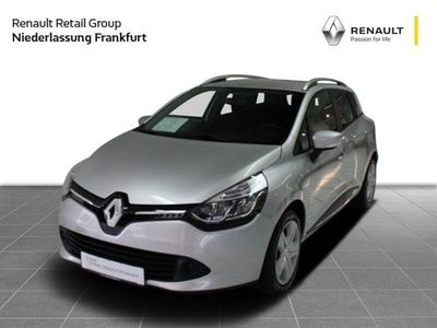 used Renault Clio IV GRANDTOUR DYNAMIQUE dCi 90 Klimaanlage