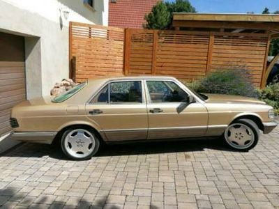 used Mercedes 380 S Klasse W126