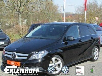 used Mercedes B200 1.6 Automatik Climatronic AHK Sitzheizung BlueEfficiency (Euro 6)