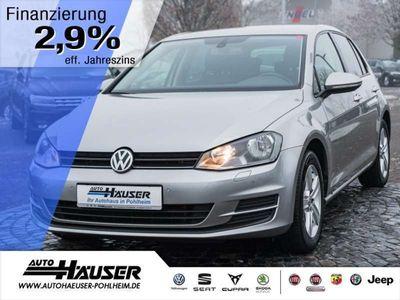 gebraucht VW Golf VII 1.6 TDI BMT STANDHZG. CLIMATRONIC Klima