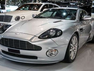gebraucht Aston Martin Vanquish S *only 2300 kilometers* ! TOP CONDITION !
