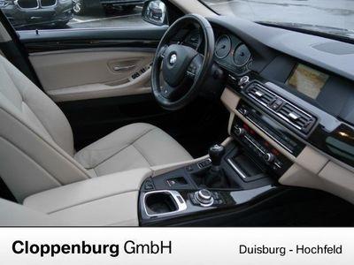 gebraucht BMW 520 d Touring AHK NaviBusi Standheizung PanoDach