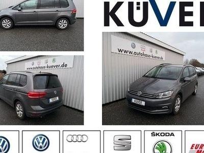 gebraucht VW Touran 1,4 TSI Comfortline DSG ACC 7-Sitze