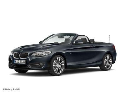 gebraucht BMW 220 d Cabrio