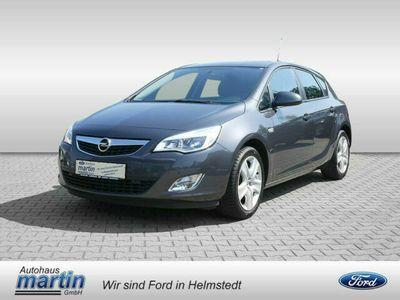 gebraucht Opel Astra 1.6 Design Edition USB KLIMAAUTOMATIK PDC