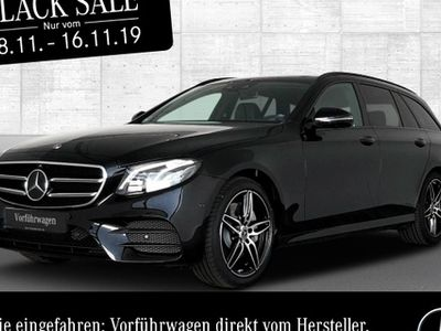 gebraucht Mercedes E400 d 4M AMG Fahrass 360° Pano Multibeam AHK